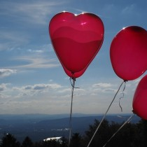 Romance Relationship Love Balloons Heart Romantic